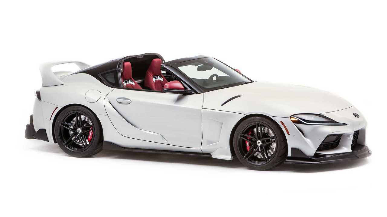 Toyota GR Supra Sport Top