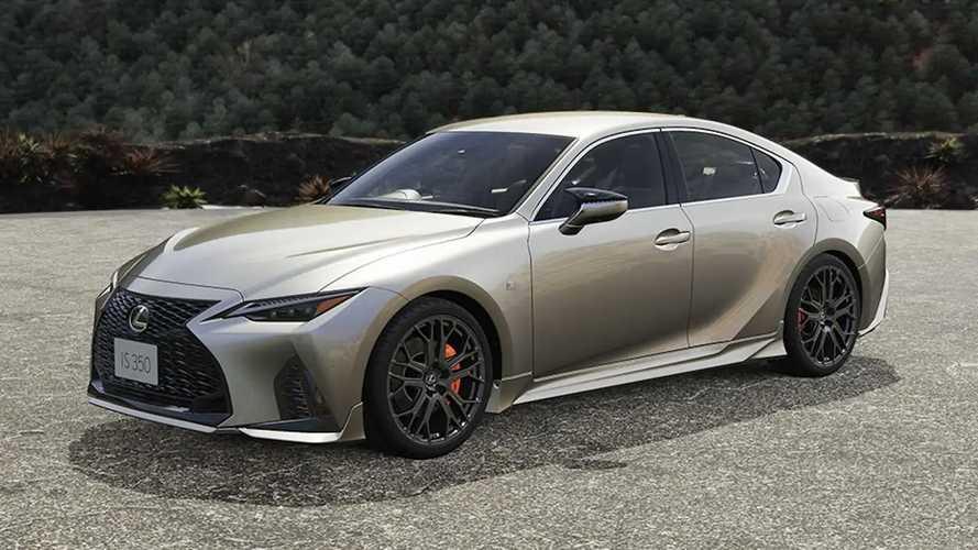 2021 Lexus IS TRD And Modellista Kits