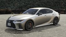 2021 Lexus IS TRD And Modellista Kits