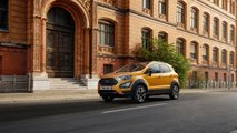 2021 Ford EcoSport Active (Europe)