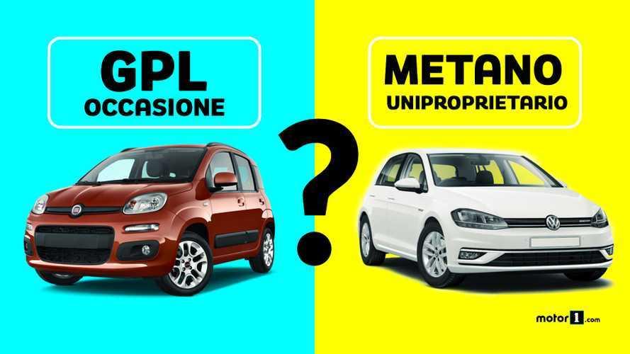 Auto a metano e GPL, c'è da fidarsi a comprarle usate?