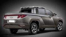 Hyundai Santa Cruz 2022 - Novas projeções