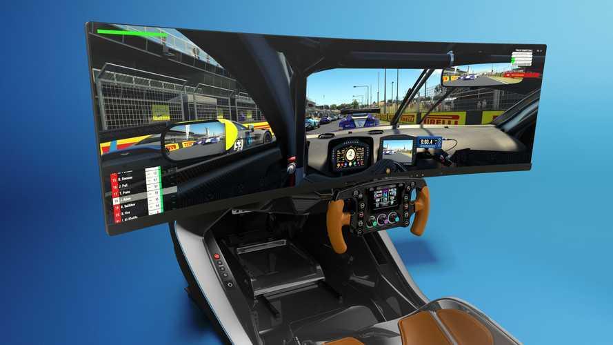 Il simulatore di guida da 68.000 euro è firmato Aston Martin
