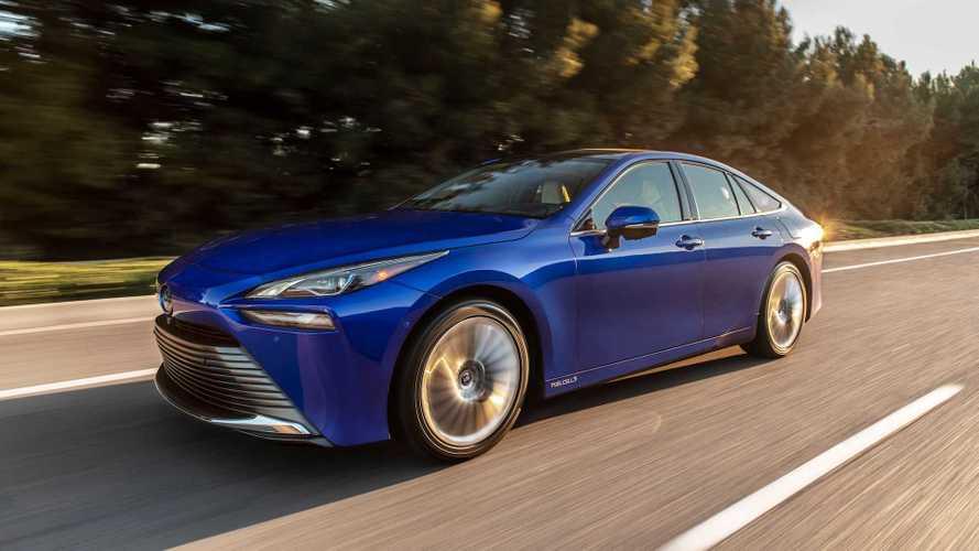 Toyota Mirai (2021) im Kurztest: Umweltfreundlich auf alternative Art