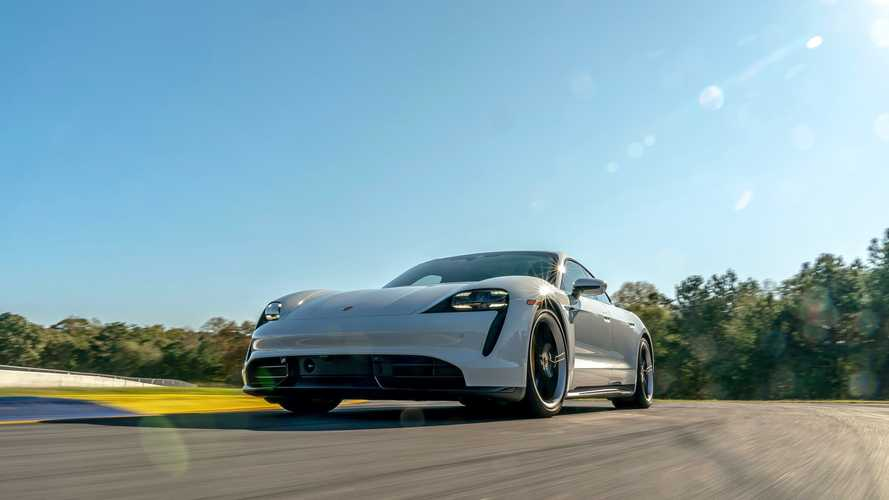 Porsche Taycan: Autocar & Porsche Set 13 New Time & Endurance Records