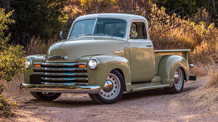 Icon 4x4 Chevrolet Thriftmaster: un precioso pick-up restomod de 1950