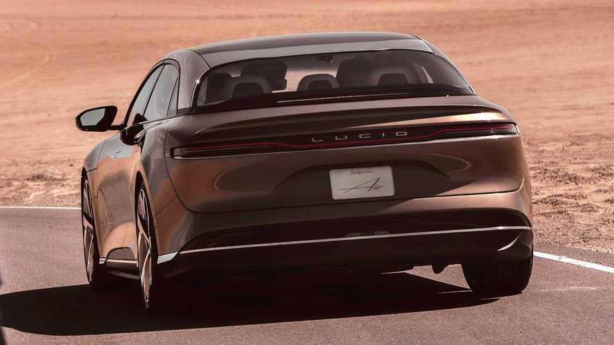 Lucid поспорит с Tesla за звание быстрейшего электрокара