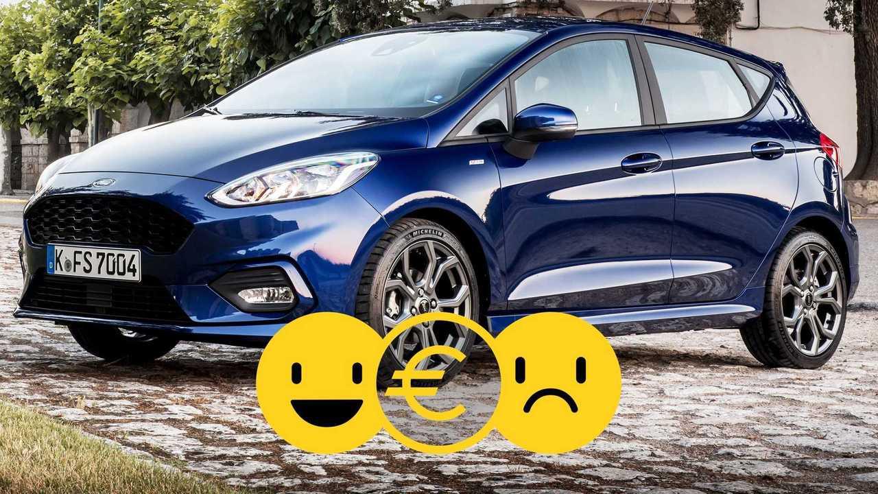 Ford Fiesta promo gennaio 2021