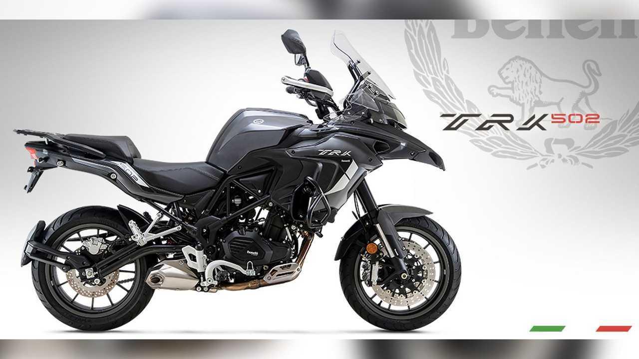 2021 Benelli TRK502