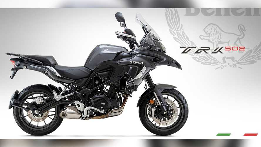 New Benelli TRK502 Adventurers Now Available In The U.S.