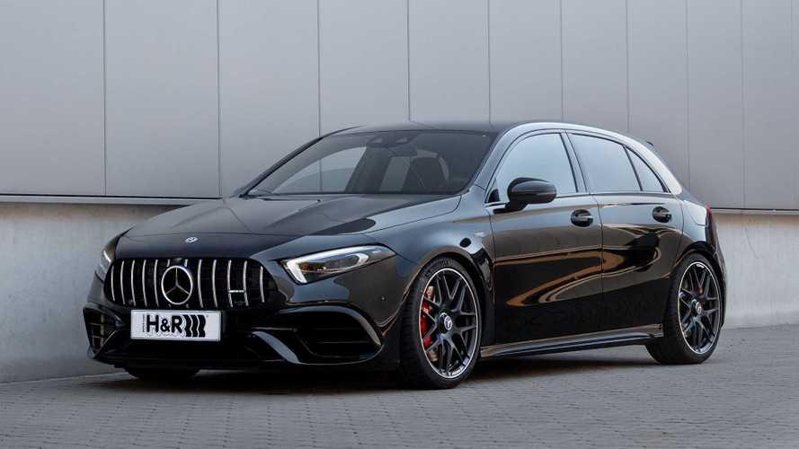H&R-Sportfedern für den Mercedes-AMG A 45 S 4Matic+