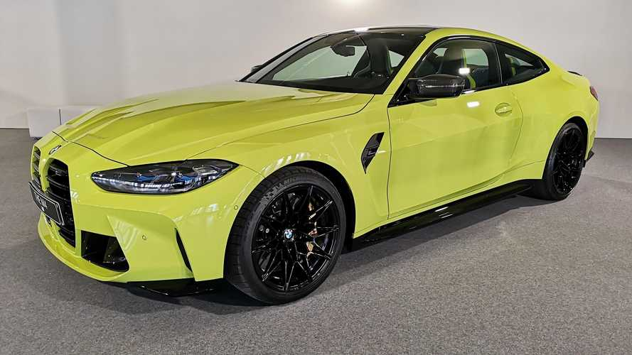 BMW M4 Competition Coupe (2021)
