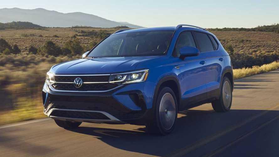 Volkswagen ailesinin en yeni üyesi Taos ortaya çıktı