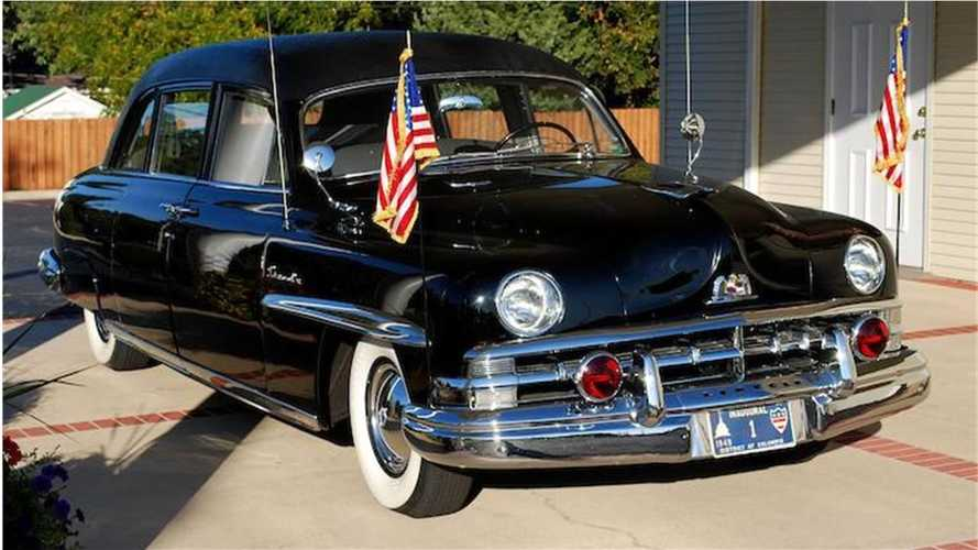 1950 Lincoln Cosmopolitan Limousine for sale