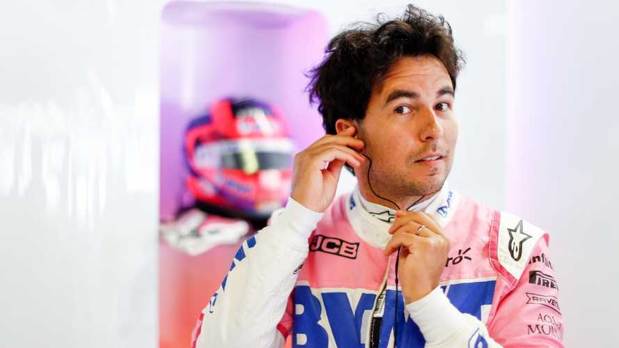 McLaren interested in Perez if he considers IndyCar switch