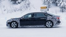 audi a8 horch spy photos