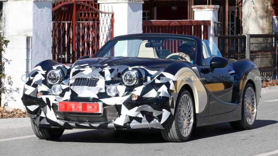 Hurtan Grand Albaycín Roadster: últimas fotos antes de su presentación