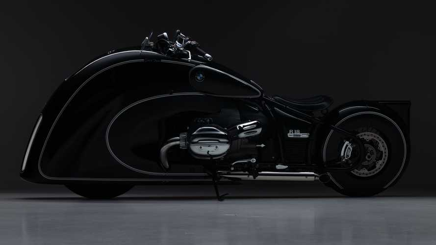 Kingston Customs BMW R 18 Spirit of Passion