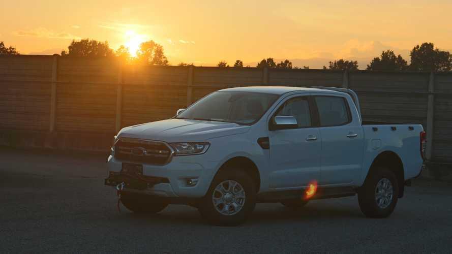 Ford l'Esercito Italiano viaggia in Ranger