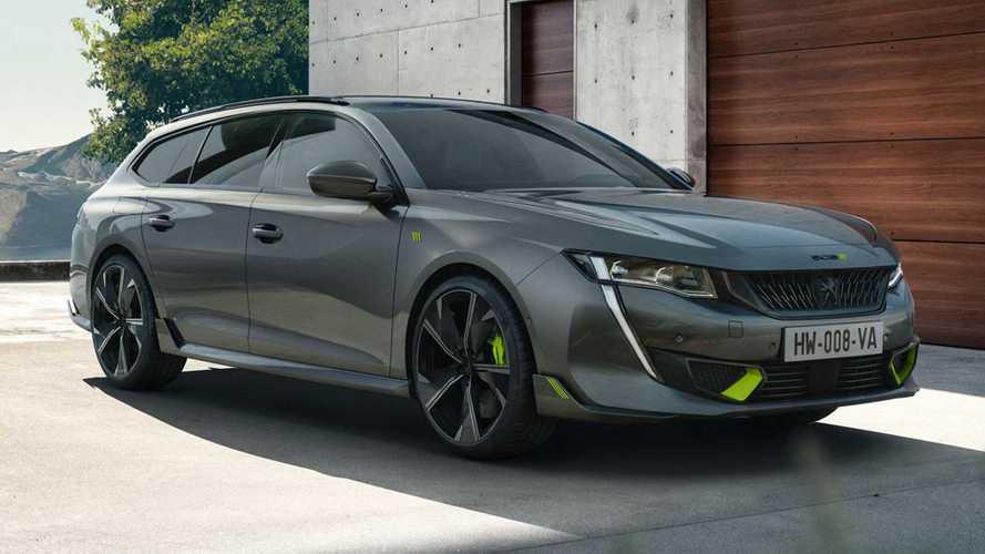 2021 Peugeot 508 PSE Wagon