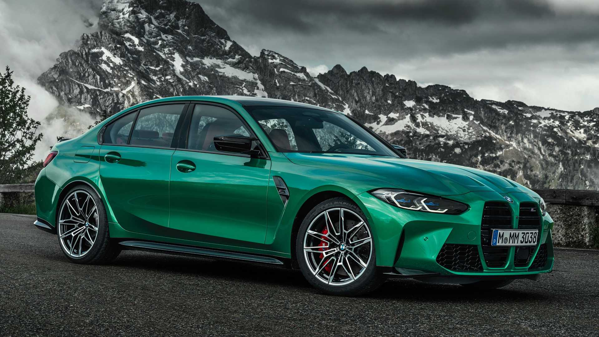2021 Bmw M3 M4 Already Have Bmw Individual Color Options
