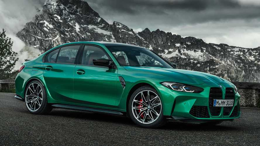 2021 BMW M3, M4 Already Have BMW Individual Color Options