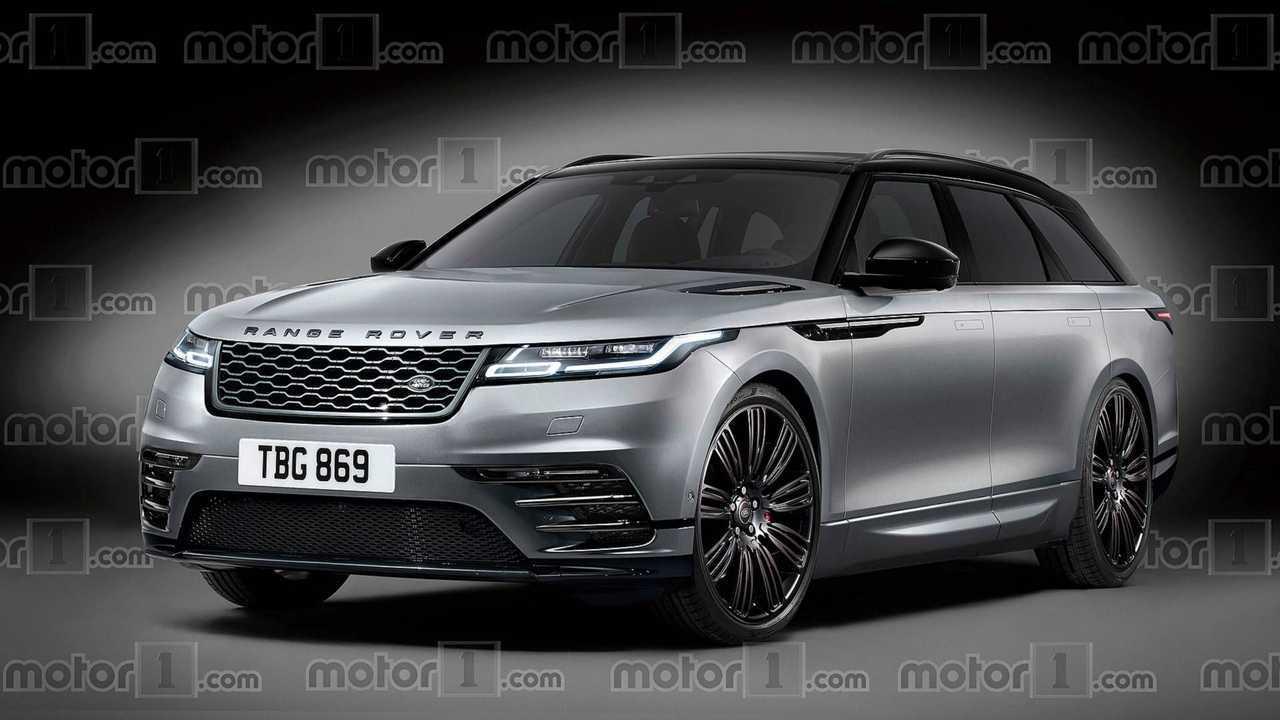 Range Rover électrique