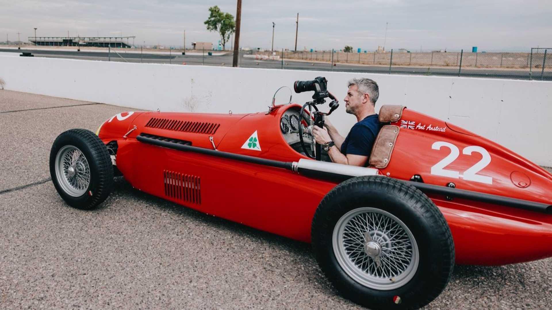 Turn Your Mazda Miata Into A 1930s Alfa Romeo Race Car With This Kit