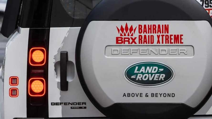 Land Rover Defender Dakar 2021