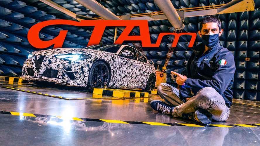 Giulia GTA, come rinasce una super Alfa Romeo