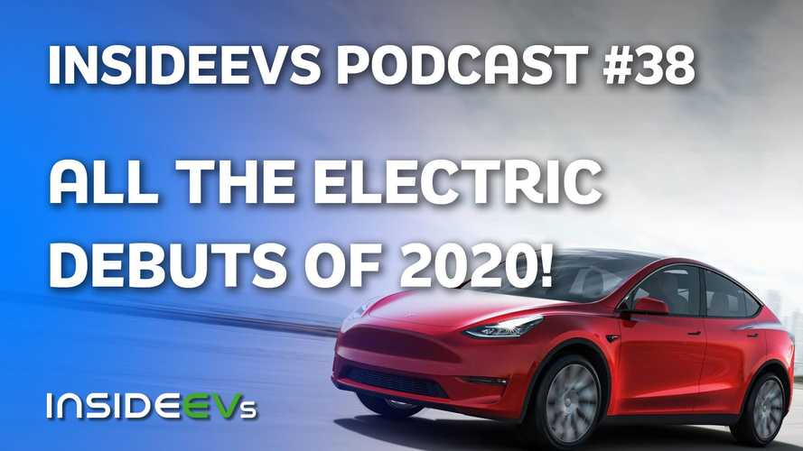 All The Electric Vehicles That Debuted In 2020