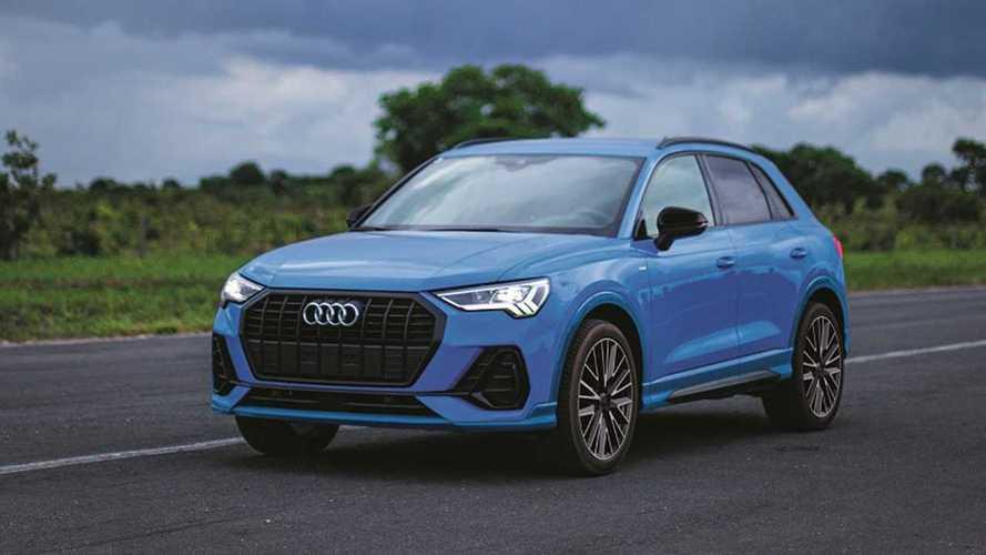 Novo Audi Q3 ganha edição especial Black S Line limitada a 100 unidades