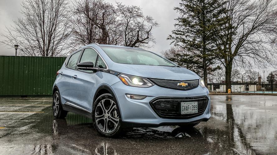 GM confirma lançamento de carro elétrico no Brasil em 2018