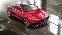 Mercedes Clase A Cabrio 2017 Render