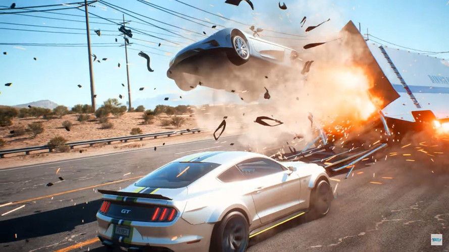 VIDÉO - Un gameplay très explosif pour Need For Speed Payback