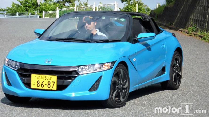 Honda S660 (2017) - Les photos de notre essai au Japon !