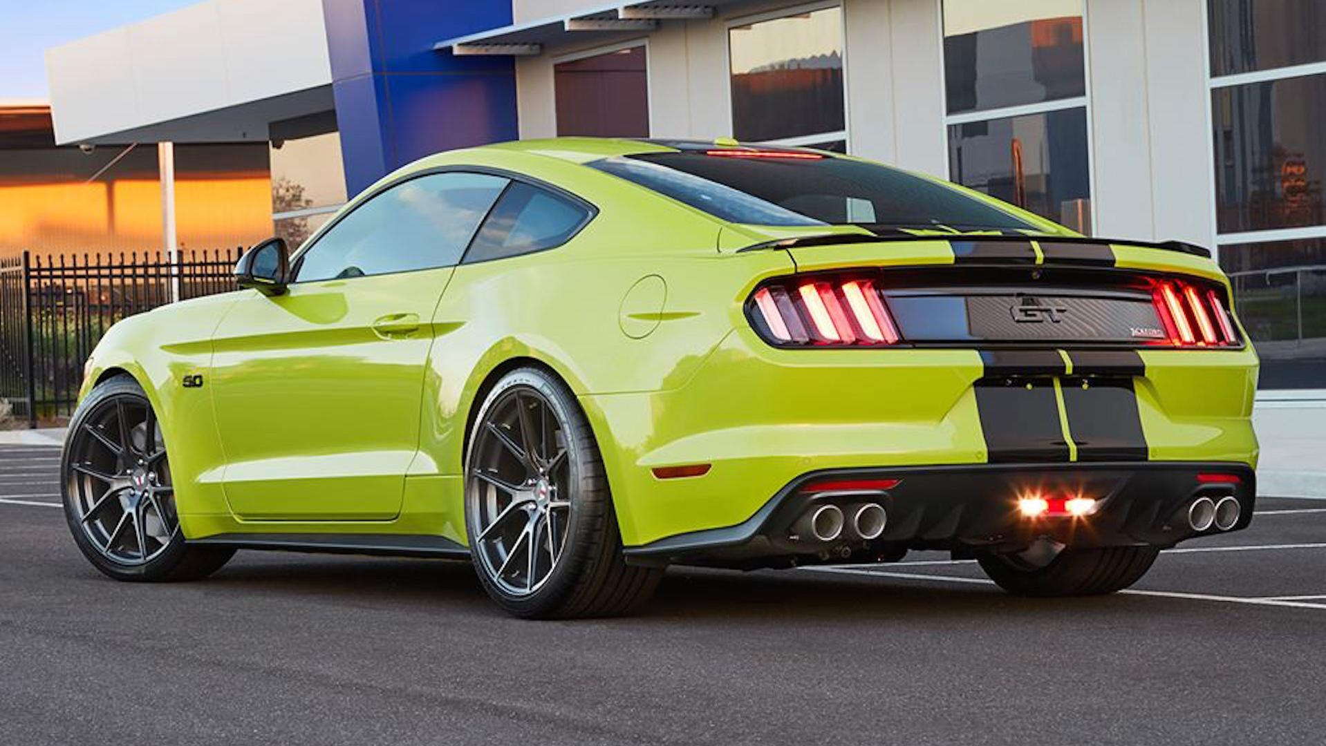 Tuned Mustang Gt Ticks All The Right Boxes And It Could Be Yours