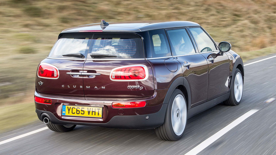 2017 Mini Clubman Review A More Mature Mini