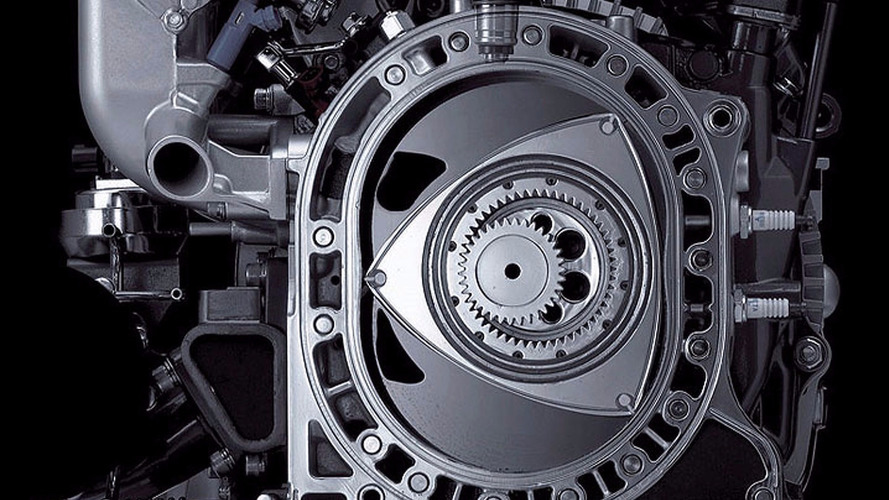 Mazda Rotary Engine May Have A Future After All