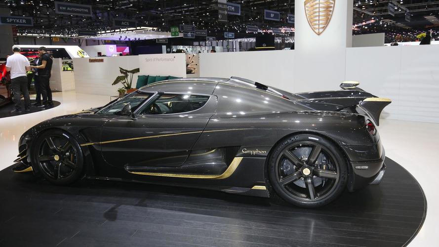 Koenigsegg Geneva Motor Show