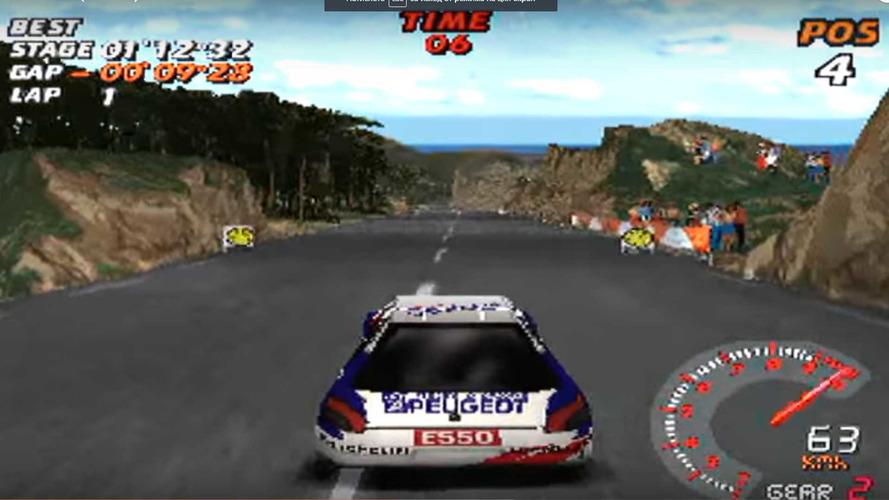 İkonik Playstation oyunu V-Rally 20 yaşında