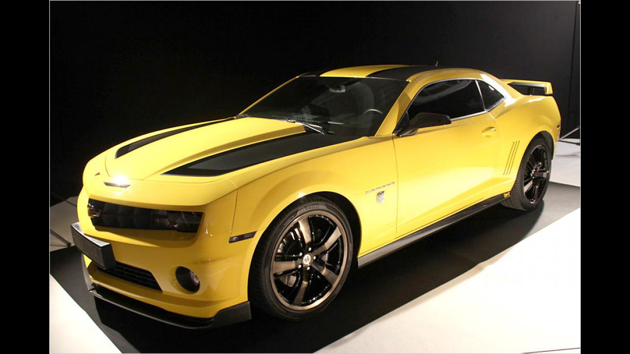 Chevrolet Camaro SS: Transformers 3 (2011)