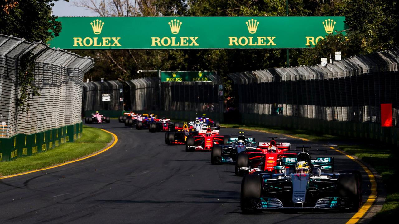 Fórmula 1 - GP