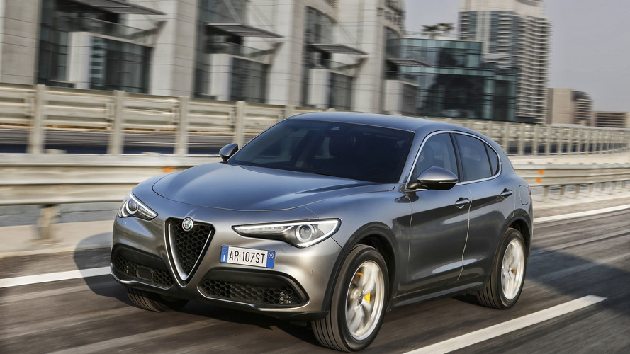 2017 Alfa Romeo Stelvio Euro Model Detailed In 151 Images 4 Videos