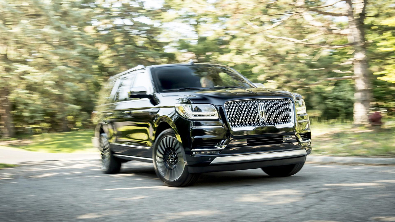 Most Expensive 2018 Lincoln Navigator Costs 104 595