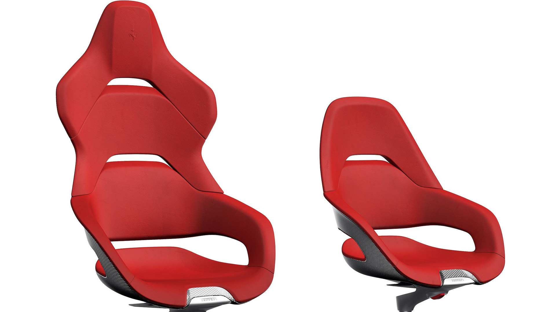 Ferrari Office Chair Offers Supercar Seating While Writing Emails