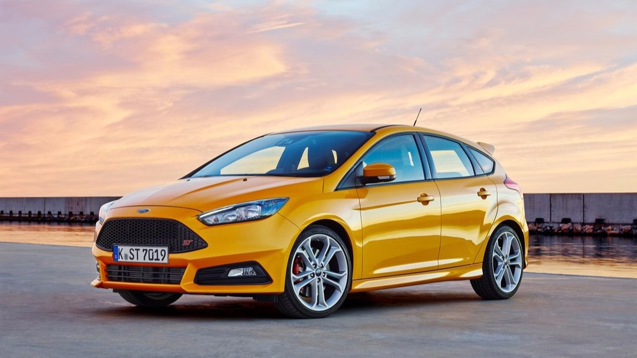 Ford Focus ST-