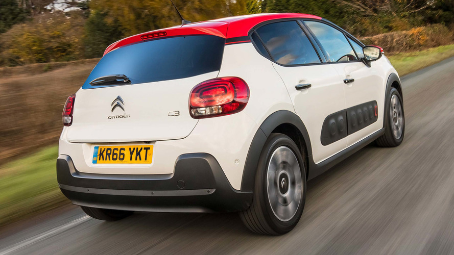 2017 Citroën C3