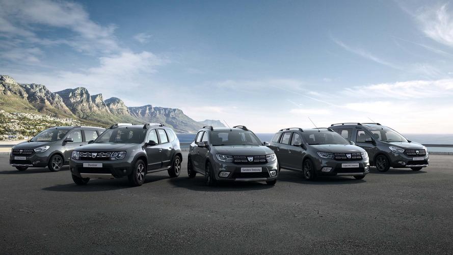 2017 - Dacia Logan MCV Stepway