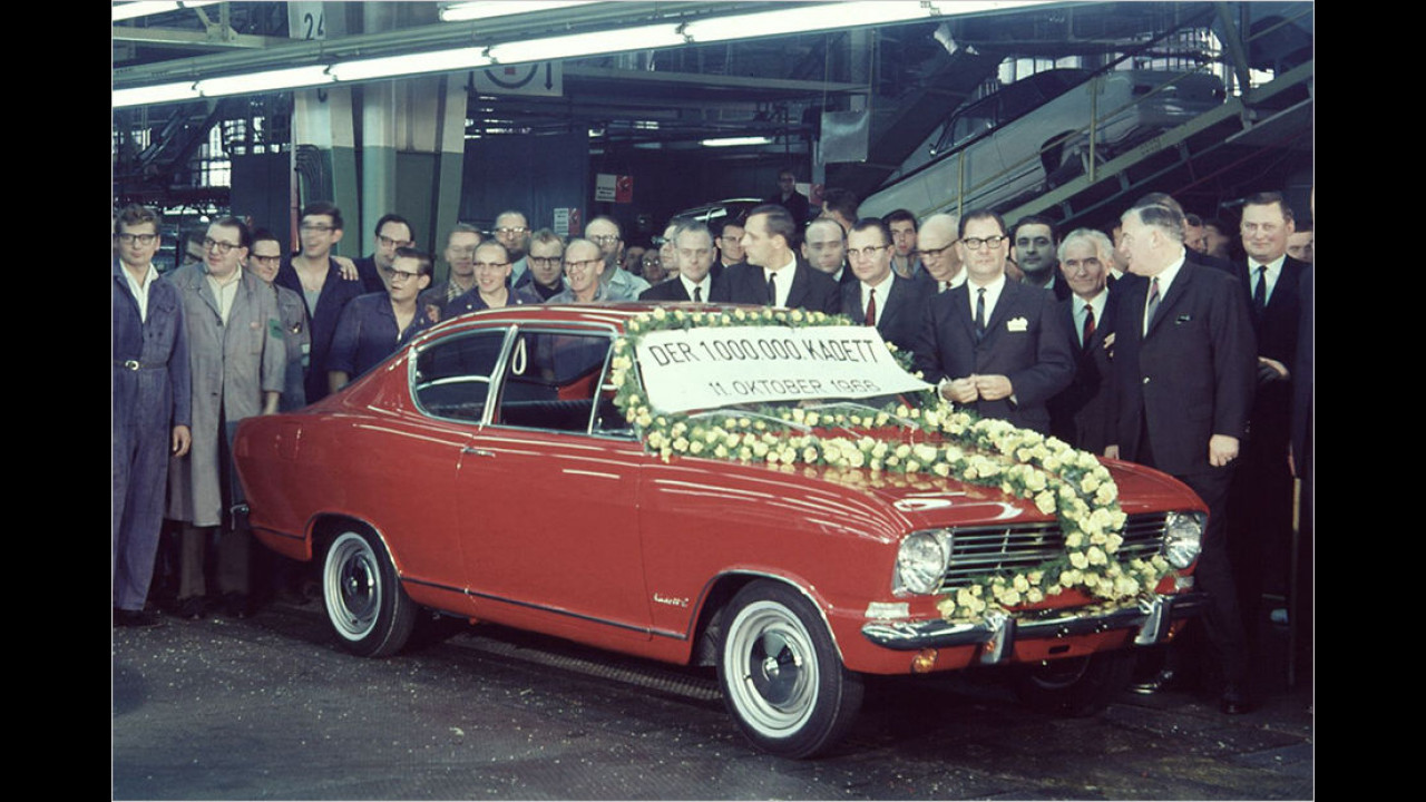 1965: Opel Kadett B